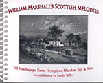 William Marshall's Scottish Melodies Airs, Strathspeys, Reels, Jigs, etc. - For the violin