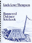 HAMMERED DULCIMER NOTEBOOK
